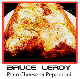 The Bruce Leroy                                                 Sicilian inspired by The                                                 Last Dragon