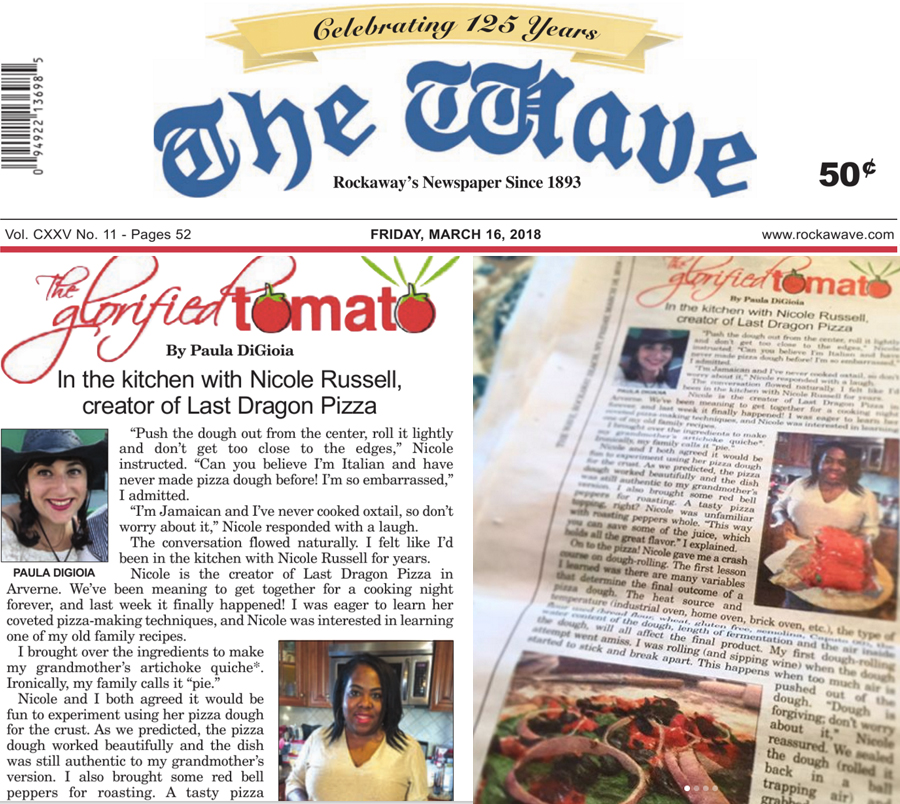 The Wave News Featuring Nicole Russell